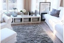 FPP #Living #Room #Ideas for #Winter / During the cold winter months we all want to cuddle up on a cosy sofa. Here's a board full of warming living room ideas.