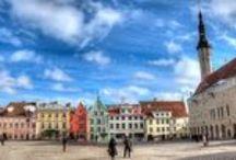 Tallinn / Discover Tallinn through photos! Presented by Discover Estonia - Estonia Tours, Tallinn Tours, & Baltic Tours - http://discover-estonia.com