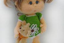 Puppen - Teddy's - Amigurumis