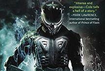 Larry Rostant 2016 Hugo Finalist /  #HugoFinalists - Best Professional Artist  Science Fiction/Fantasy portfolio 2015