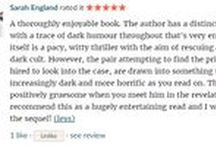 Reviews of The Revelation Room / Some of the best reviews received for The Revelation Room.