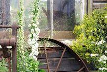 DécO de JaRdiN / J'aime les beaux extérieurs,la déco dans le jardin.. / by MoNique S