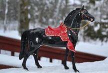 Model Horses / by Kelsey Jae Channer