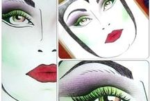 Karla Make-up Fans! / We love Karla Make-up Fans! We want to pin and showcase all your make-up designs with Karla Charts and even the final outcome of your make-up creations you designed on your Karla Charts.