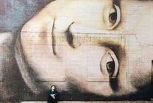 <3 street art
