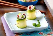 So fresh ! / Laissez vous tenter par les #salades, les #crudités et craquez pour ces délicieux #légumes croquants ! #carottes #rappées, #champignons, #maïs, #taboulé, #coleslaw, #macédoine...En entrée ou en plat, #régalez vos yeux et vos #papilles ! #SurprenezVous avec #Bonduelle ! #recettes #cuisine #food #recipes #cooking #vegetables