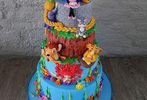 Taarten van Linda / My own cakes and creations