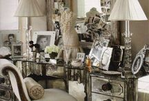 Dressing Table, Vanities. / A ponerse lindas!! / by Maleni Sirgo