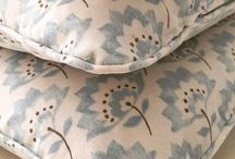 Scatter cushions / Scatter cushions made by Thimbles & Threads
