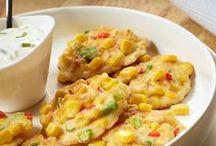 Grains de maïs en folie / Découvrez le maïs doux Bonduelle ! De la #verrine au #muffin en passant par le #smoothie, il apportera saveurs et couleurs à toutes vos recettes ! Surprenez-vous !