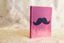 The Moustache Book / Before/After each shoot we have our girls write their feelings, goals, thoughts, dreams about their shoot! Here are a few...