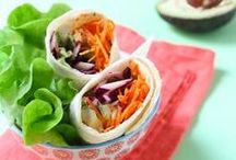 Wraps, ça roule pour vous ? / Entre la crêpe et le rouleau de printemps, le #wrap va très vite devenir la star de vos pauses déjeuners ou d'un repas vite préparé ! Faites rouler vos galettes au grès de vos envies avec les #légumes Bonduelle ! #SurprenezVous et #régalez vous avec #Bonduelle #recettes #cuisine #food #recipes #cooking #vegetables #wraps #streetfood #surlepouce