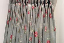 Curtains / Curtains made by Thimbles & Threads