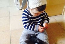 Myles' winter wardrobe / Boys winter clothes