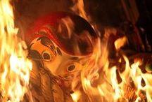 Dondo Yaki Day / Japanese Event Dondo Yaki 15/01/5