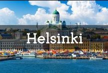 Helsinki / Helsinki, the capital of Finland, might seem a bit chilly from the outside, but welcomes every Traveller with open arms. They say that the warmth of the northern destinations is all about the people. What parts of Helsinki would you like to explore? Pin it with our hashtag #LiveLaughExplore and become part of the Ventoura community!