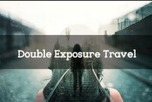 Double Exposure Travel
