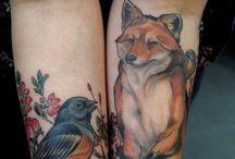 T. / Tattoos