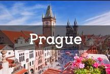 Prague / Experience the fairytale that is the Capital of the Czech Republic, the city of a hundred spires, Prague. What parts of this majestic city would you like to explore? Tell us by pinning your picture with the hashtag #LiveLaughExplore and join the Ventoura community!
