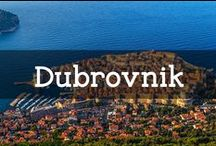 Dubrovnik / On the southern coast of Croatia in the Dalmatia region lies the beautiful Mediterranean city of Dubrovnik, Maybe you've seen it on Game of Thrones? Whats your favourite spot in Dubrovnik? Pin it with our hashtag #LiveLaughExplore and join the Ventoura community!