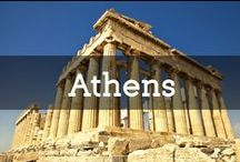 Athens / Athens in all its splendour and glory! Experience this ancient Greek marvel and the historical capital of Europe with ruins dating back millennia. What parts of Athens would you like to explore? Pin it with our hashtag #LiveLaughExplore and become part of the Ventoura community!