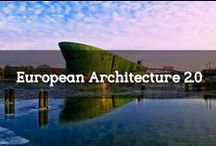 European Architecture 2.0 / This board is praise to all modern European architects who've come up with these amazing buildings. These are the must-see works of art of your destination. Forget the historic landmarks for a moment and explore what modern designs have to offer.