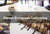Sweet European Delicacies / Imagine a scene: you're people watching in a cozy café in a Central European city, sipping on your mochaccino. This board is dedicated to the delicacies you want to have with your coffee: cakes, biscuits, pancakes, pastries and all sorts of ice cream. It's okay to indulge while on holiday, right? Pin your best pictures of sweet delicacies with #LiveLaughExplore and join the Ventoura community!