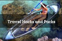 Travel Hacks and Packs / The best tips and tricks for planning your next holiday and packing that backpack. These cool gadgets can make the tech savvy traveller's next vacation a lot more fun, easy and exciting.  So what are you waiting for, pack your bags and start travelling! Share your travel tips with #LiveLaughExplore and join the Ventoura community!