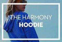 Harmony Hoodie / The Harmony Hoodie. A socially responsible, year-round hoodie that kickstarts careers!