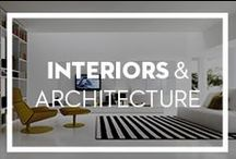 Interiors and Architecture / Design, decor and architecture that inspires us.