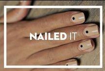 Nailed it.