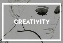 Creativity / Creativity in all forms: Exhibitions, Artwork, Artists, Inspirational Content & More!
