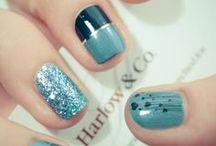 Nails / nail polish ideas, nail art.
