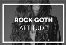 Rock/Goth Attitude