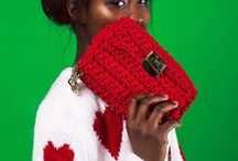 ♥ Bags ♥ / Bags and purses | Bags designer | Cute bags | Crochet bags | Bags fashion | Straw bags | Mochila bags |