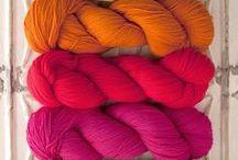 ♥ Yarn ♥ / Ideas for yarn lovers | How to soften yarn | How to die yarn | Yarn care tips | Yarn storage | Yarn types |