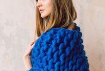 ♥ Chunky Knit ♥ / Get cozy in chunky knit | Oversized fit | Bulky knit yarn | Giant knitwear