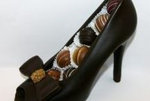 Shoe Obsessed! / Unique hand crafted chocolate shoes