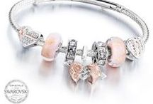 Chamilia / Chamilia charms and jewelry inspire creative self expression. Whether it is romantic sentiment, family motifs, hobby and sport symbols or an array of other themes, you will find innumerable ways to personalize your or someone else's jewelry.