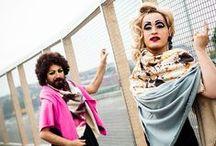 Anna Matilainen Design / scarves, fashion, artistic design
