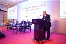 Events Photos / From the World Nuclear Association's various symposia and conferences / by World Nuclear Association