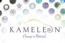 """Kameleon (Jewelpops) / Kameleon Jewelry is committed to bringing you the most unique, fun, and flexible interchangeable jewelry system in the world by helping you to create a custom and one of a kind look with your jewelry. Join thousands of Kameleon fans who love changeable jewelry and embrace our motto - """"Change is Natural"""""""