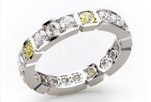 Eternity Rings / View the Blacklock Jewellery range of eternity rings here. Also visit our website at http://www.blacklockjewellery.com/