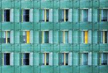 tela ♥ facades / creative and innovative building facades: facade material, facade design,  facades as a key component of architectural design Kreative und innovative Fassaden: Fassadenmaterial, fassadendesign, Fassaden als ein entscheidendes Element von Architektur