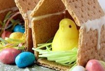 Peeps Party Ideas / Become a Gossett Printing Peep today by requesting a quote or placing an order and receive a free box of seasonal peeps. Share them with your employees, customers and family!