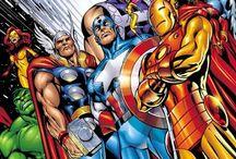 Gotta Love Comic Books / Cool Comics / by Jim Eslinger