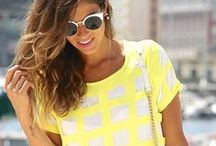 Yellow Fashion / by shannon