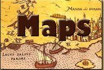 Geography / by Amanda McDonald