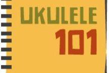 Ukulele / by Amanda McDonald
