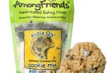 Among Friends Handcrafted Baking Mixes / Here are all the mixes in our whole-grain line, what is your favorite?